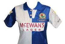 Retro kits / Blackburn Rovers retro kits / by Blackburn Rovers