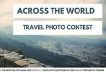 """ACROSS THE WORLD photo contest / Win Tripomatic Premium for your next trip! Send us your best travel shot depicting """"The most breathtaking view I've ever had"""" at travelphoto@tripomatic.com - until 15. 8. 2015  More info:http://about.tripomatic.com/home/2015/7/31/travel-photo-contest-across-the-world  Check out Tripomatic fan's photos. / by Tripomatic 