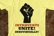 Introvert / Anything & everything about introversion from an introvert's perspective