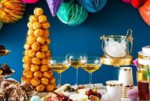 New Year's Eve / DIY's, recipes, decorations, and more to celebrate New Year's Eve.