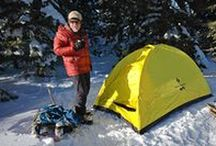 Pitch a tent / Pitch the perfect, bomb-proof tent ready for all conditions / by Backpacker Magazine