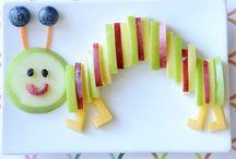 Inspiratie| kids food
