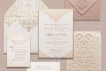 Wedding Invitation Crush / wedding invitations / by The Event Essentials