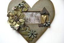 <Hearts>  / Heart Art