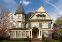Houses I love / by Bridget Scoggins