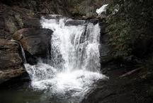 Waterfalls I Have Been To / by Bridget Scoggins