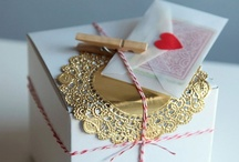 <Gifts : Packaging> / pretty packages to give something nice to someone special / by Janet S