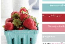 Color Palettes / Color combinations I prefer.