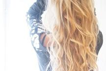 Hair / by Jenny Edmonds
