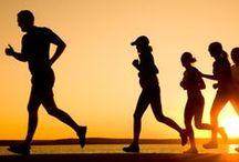 Running / by Zosia Świątek