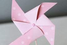 Paper-Arts (Pinwheels) / .