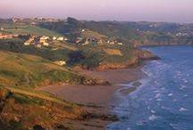 Playas de Asturias-España