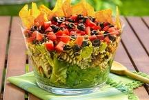 Good To Eat--Salads / by Cheryl Krauss