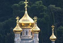World Churches / by Cheryl Krauss