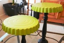 <Repurpose> / Repurposed items, upcycled, recycled