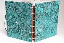 ...Bookmaking... / Binding...Handmade Books / by Janet S