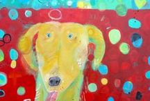 Art - Animals / by Shelley Sears