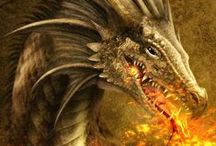 Best of Dragons / Coming soon to a Sky Purington book near you. *winks*