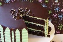 Cake Cake Cake! / by Lisa Byard