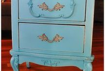 Furniture painting  / by Niki Myers-Rogerson