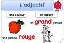 FLE Adjectifs