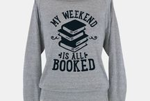 Gifts for Readers / For the book geek /gift giver / gift lover in us all. / by Jolly Fish Press