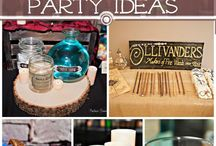 Book Party / Book inspired parties