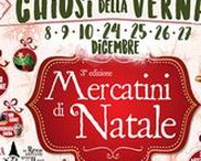 Tuscany - Christmas markets and events