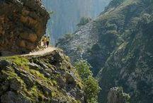 Rutas y Sendas de Asturias / Aquellas rutas y sendas especialmente maravillosas que tenemos en Asturias - Paraiso Natural - España - Spain