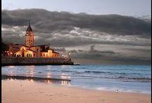 Gijón / Recopilación de imágenes de la ciudad costera de Gijón.