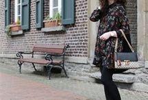 Outfits || FRENCH CHIC / Eine Sammlung verschiedener Outfits und Looks im French Style. How to be Parisian? Der französische Streetstyle ist einfach unverwechselbar.