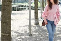 Outfits || Spring Edition / Eine Sammlung schöner Outfits und Look für den Frühling (inspirieren und tragbar)!