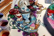 Alice in wonderland♥️