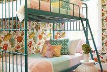 Kids' Rooms / Kristie Barnett, The Decorologist, shares inspiration for children's bedrooms. Check out more home decorating ideas on her website, TheDecorologist.com.