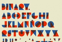 Typography & Lettering / by Kim Wilds