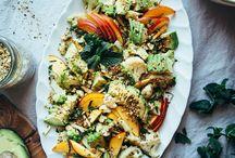 vegan food coma / sweet and savory vegan recipes