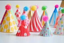 Happy Birthday! / Birthday party ideas.