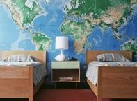 Boys Room / Kristie Barnett, The Decorologist, shares inspiration for young boys' and children's bedrooms. Check out more home decorating ideas on her website, TheDecorologist.com.
