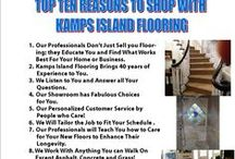 Kamps Island Flooring Costa Mesa CA / Flooring Company 711 W 17th Street H-5 Costa Mesa, CA 92627 / by Carolyn Carr