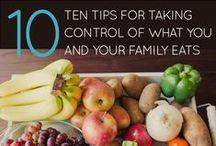 Cooking/Kitchen Tips / by Tara Ternberg
