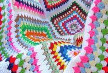 crochet / by Jacqueline Lesley
