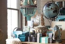Pretty displays / by Bloomerie Fabrics