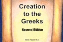 MFW C to G - My Father's World Creation to the Greeks / HOMESCHOOL / by HeavenBoundMama of Three