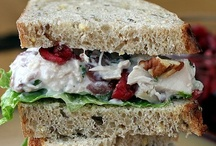 Love Me Some Sandwiches / by Wendy Dodds