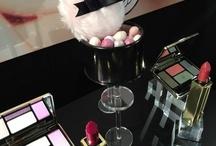 Guerlain Spring 2013 Makeup Collection / Meteorites Perles du Paradis, Ecrin 4 Couleurs Collector's Palette, Cils d'Enfer Maxi Lash Mascara, Rouge Automatique, Shine Automatique, Kiss Kiss Gloss