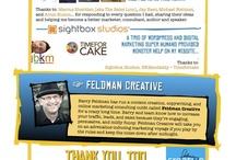 Social Media Today............ My features / by FeldmanCreative