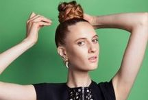 """How-To: Braided Top Knot / """"The Braided Tower encompasses two of our favorite things: braids and sky-high hair!"""" Hair by Butterfly Studio stylist Dana Tizzio  http://www.refinery29.com/top-knot-hairstyles"""