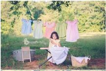 Photography:: Themed/Styled Session Ideas / Styling / Setup / Vignette Ideas for Themed Photography Sessions