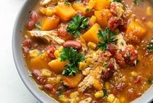 Recipes: Soups & Chili / A collection of the best soup and chili recipes.