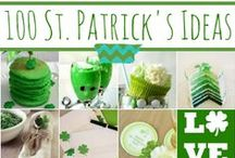St. Patricks Day / Celebrate St. Patrick's Day with these fun crafts, activities and recipe ideas.  / by Heather @ Krafts & Kiddos